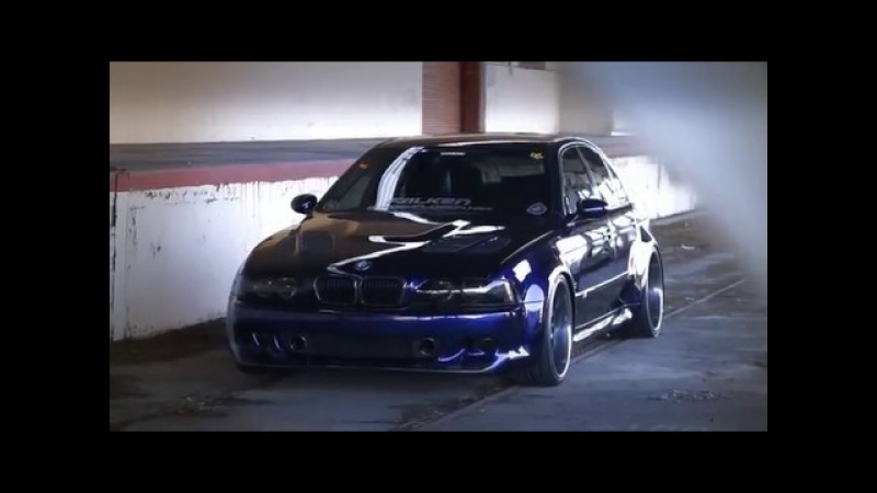 BMW M5/5-series E39 Tuning Compilation