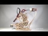 Kinetic colibri loop