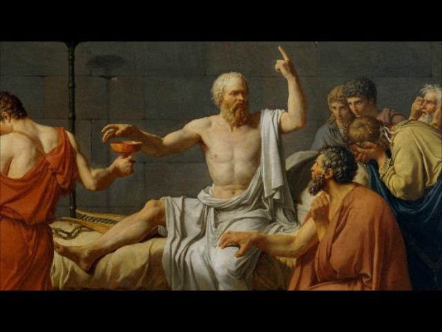 Сократ и его философия (рассказывают Михаил Маяцкий и Ольга Алиева) cjrhfn b tuj abkjcjabz (hfccrfpsdf.n vb[fbk vfzwrbq b jkmuf