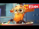The Fixies ★April Fools Day Special The Remote and The Barcode ★ Cartoon For Kids