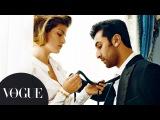 Vogue Archives Ranbir Kapoor Seduces Supermodel Isabeli Fontana  Cover Photoshoot  VOGUE India
