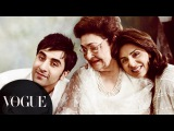 Vogue Archives The Kapoor Family Comes Together  Photoshoot Behind-the-Scenes  VOGUE India
