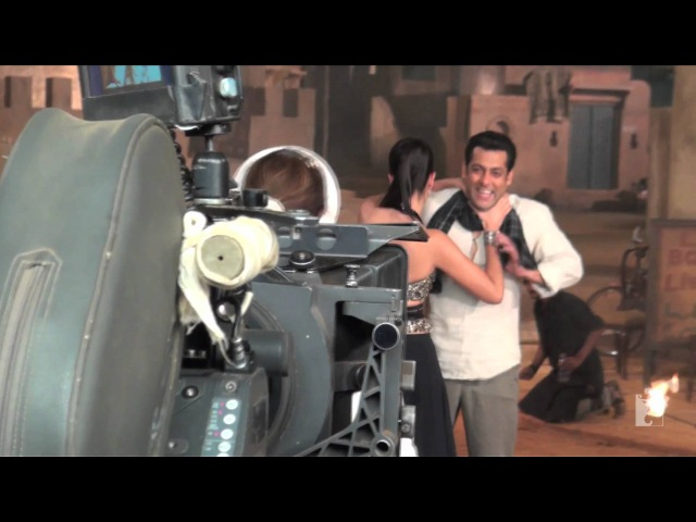 Mashallah Song Making | Ek Tha Tiger | Sajid Wajid | Part 2