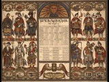 Календари Петра Великого