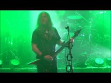 Vader - Wings &amp Triumph Of Death Live @ Sticky Fingers, Gothenburg 2017