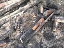 Опилки с гипсом утеплитель стен Тест огнём и временем