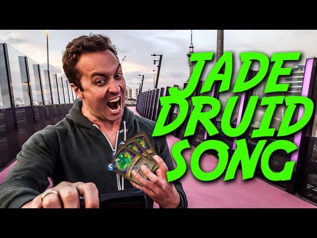Ten Ten For One Jade Druid Hearthstone Song DJ Snake Turn Down For What Viva La Dirt League