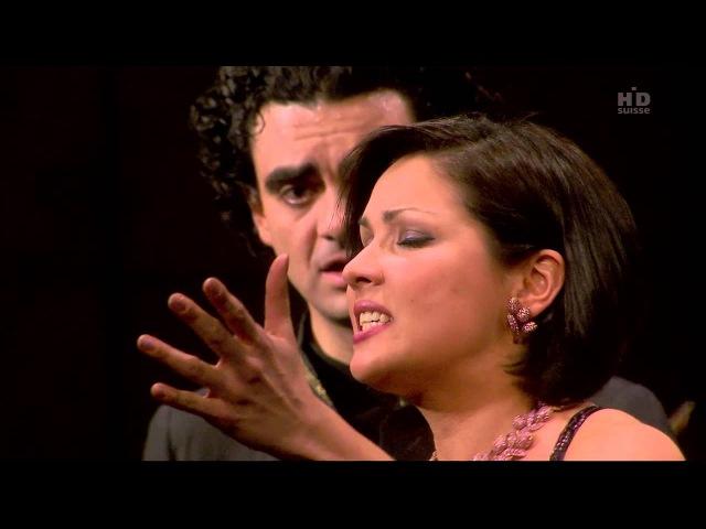 Anna Netrebko Rolando Villazón - Paris 2007 (HD 720p)