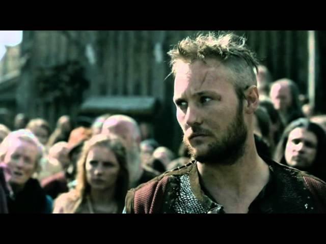 Vikings Season 4 Episode 10-Ragnar's arrival speech:Who wants to be king?