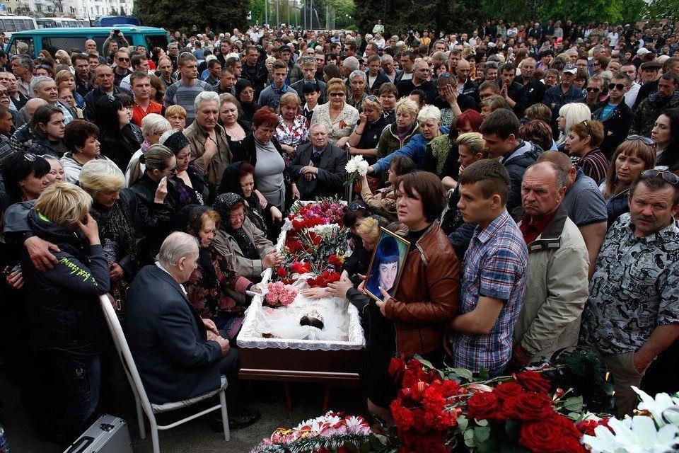 Точка невозврата: Краматорск будет мстить Порошенко и ВСУ за кровавую расправу над Донбассом