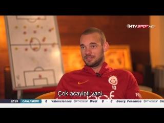 Güzel Oyun 9. Bölüm - Konuk  Wesley Sneijder