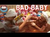 ВРЕДНЫЕ ДЕТКИ наполнили огромную ванную Какао со Сливками, Маршмеллоу и Молоком. Bad Baby Dolls
