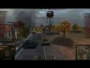 КВ-1 сбил захват базы без засвета
