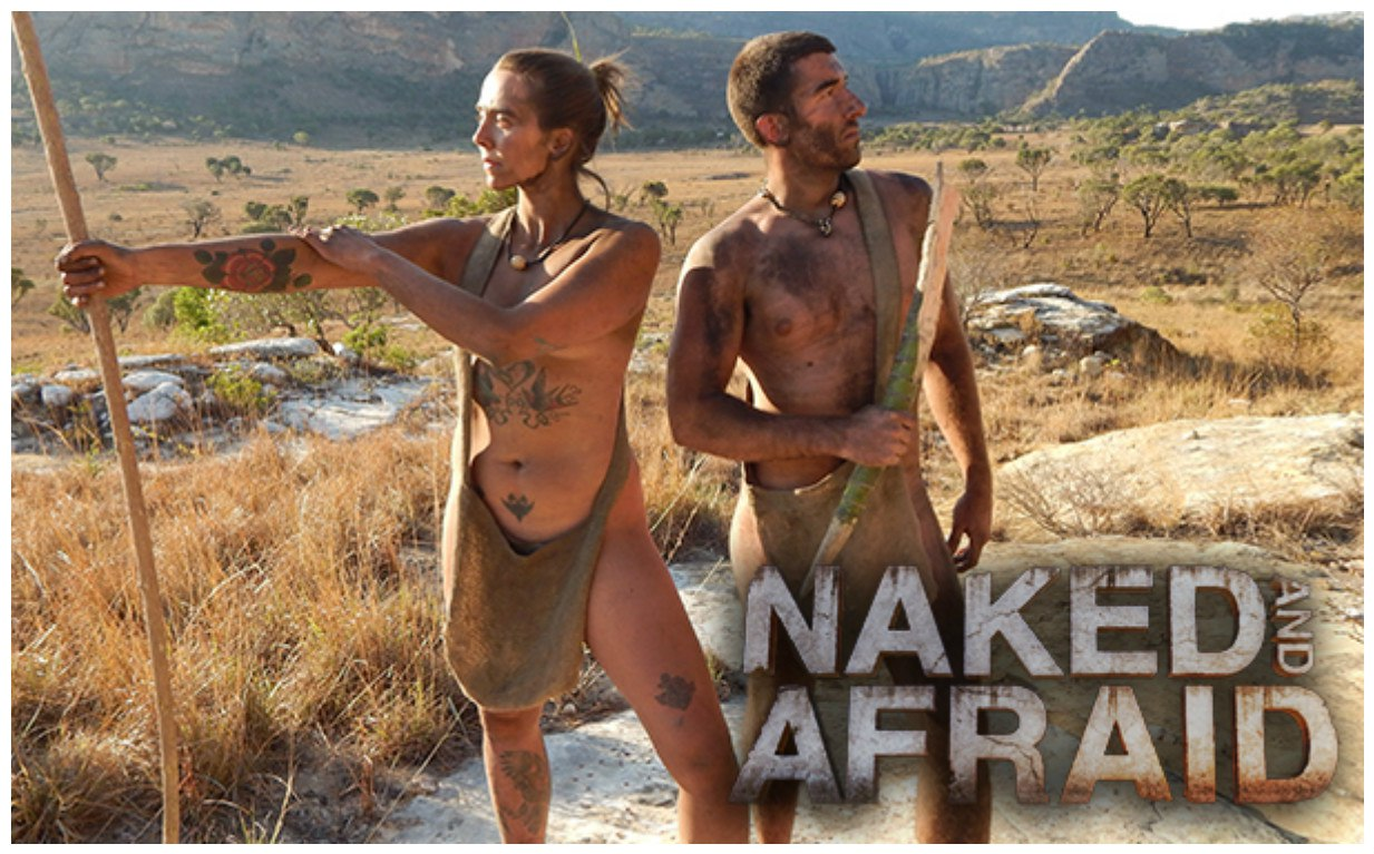 Discovery channel uncensored naked 2