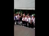 Прощальная песня детей с начальной школой
