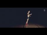 12-летняя девочка научилась танцевать только благодаря роликам в интернете
