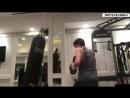 Тренировки Тома Холланда Человека-паука