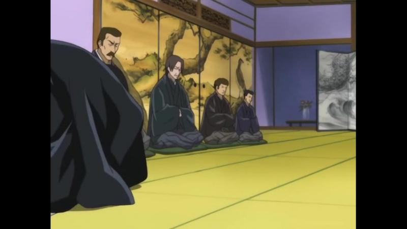 Gintama - 1 сезон 108 серия / Гинтама