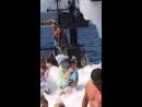 Пенная дискотека на пиратском корабле