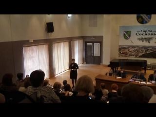 Начальник отдела культуры О.В.Вандышева о вандализме в Андерсенграде