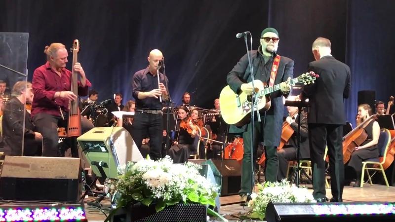 13 АКВАРИУМ - Не могу оторвать глаз от тебя (Москва, Crocus City Hall, 03.12.16)