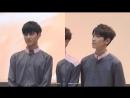 |FANCAM| Wonwoo, Mingyu | 170528 @ Kobaco Hall Fansign