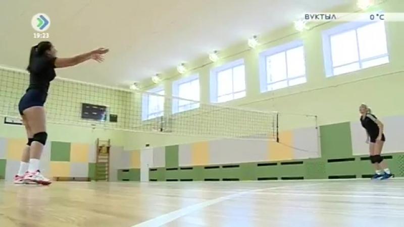 Спортивная среда. 24 мая 2017 (минифутбол, волейбол, Александр Сухоруков в Сосногорске)