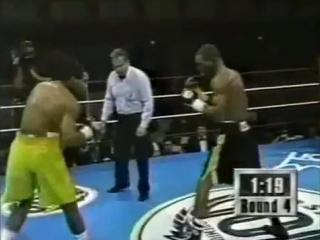 1997-04-19 Bernard Hopkins vs John David Jackson (IBF World middleweight title)