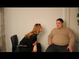 Соня Каштанова и Рома Попов (совместные пробы на Крис и Мухича)