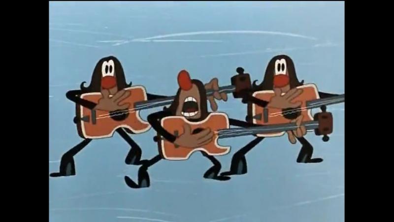 Иностранная песня м ф Матч реванш 1968г BIG BEAT