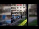 Ростовчанка облила соперницу краской и исцарапала её Mercedes 25.04.17