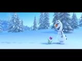 Новогодний мини-мультфильм, поднимающий настроение.