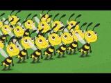 Финес и Ферб - Танец пчёл HD