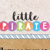 Многоразовые подгузники Little Pirate