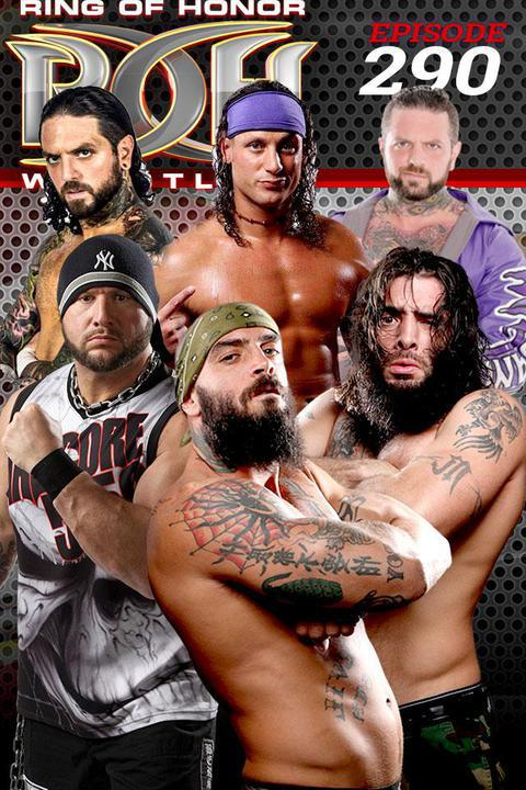 Post image of ROH on SBG #290