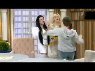 Яна Лукьянова - Драка
