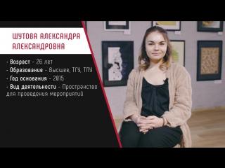 Номинация В начале славных дел : Александра Шутова, Пространство Высоко