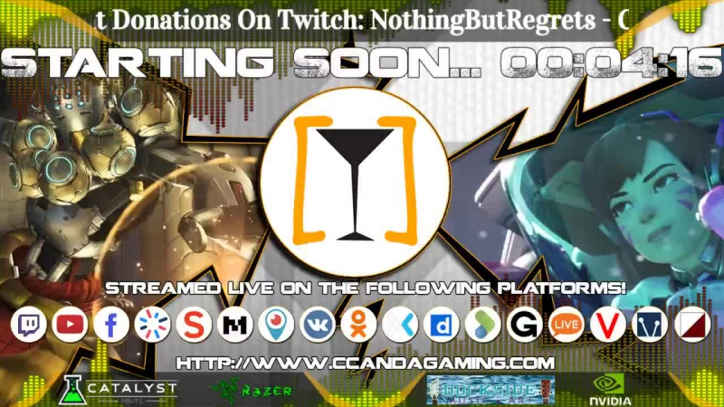 CCAA Gaming [Torradas] || 2k SR Gold Zenyatta Dva Main - Solo Comp