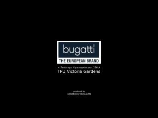 Bugatti OPENING IN LVIV