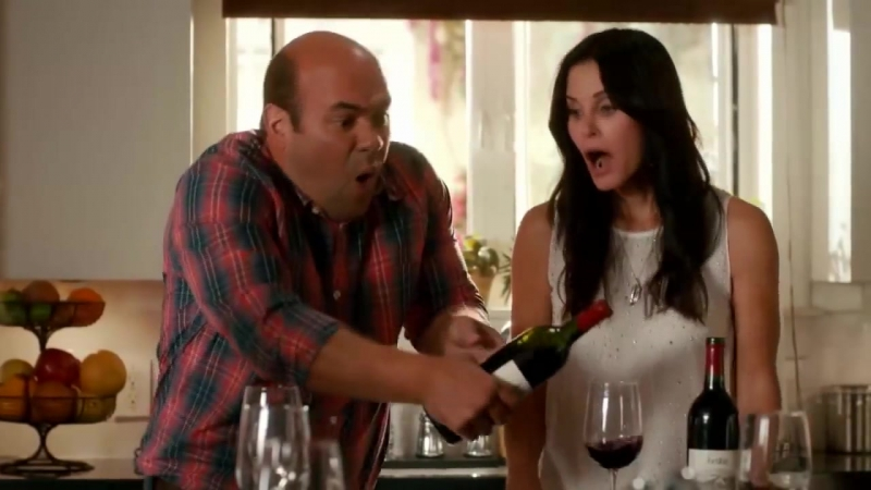 Guzzle Buddy - Too Much Aint Enough _ Cougar Town _ TBS