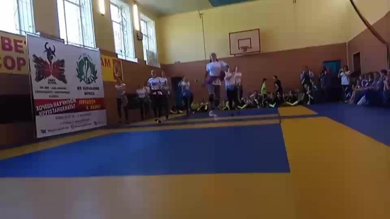 Отчётник школы танцев Strike dance!