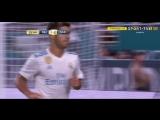 Реал 2:2 Барселона. Гол Асенсио