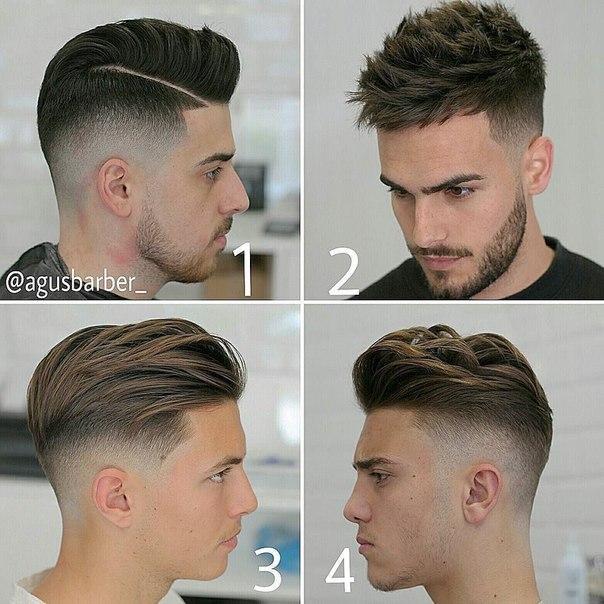 Волос осуществляется с помощью машинки и требует мастерства и твердости рук