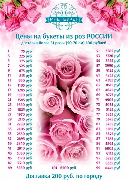 Роза 33 владимир цены