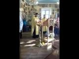 Приход храма св. Иннокент... - Live