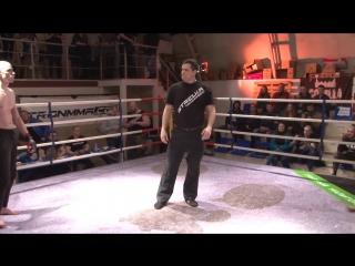 Степан Бойко против Тайского Воина