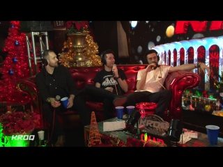 Bastille Interview - KROQ Almost Acoustic Christmas 2016
