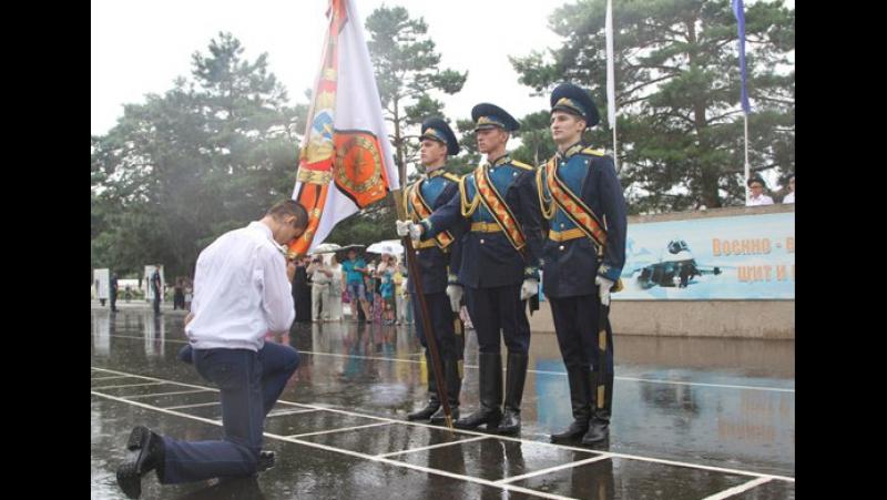 Выпуск офицеров летчиков КВВАУЛ 2016