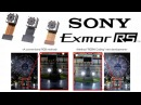 Sony Exmor RS Unveiled (13MP, HDR Video, f/2.2, Stacked CMOS, 8MP, R vs. RS October 2012)