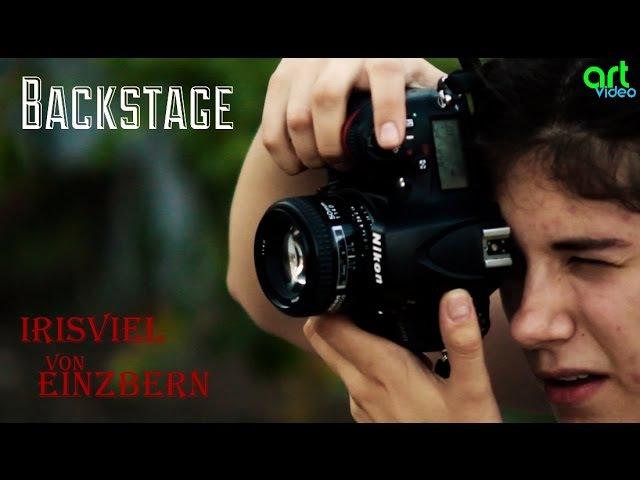 Backstage - Irisviel von Einzbern
